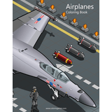 Airplanes Coloring Book 1