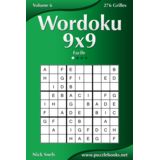 Wordoku 9x9 - Facile - Volume 6 - 276 Grilles
