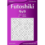 Futoshiki 9x9 - Easy to Hard - Volume 7 - 276 Puzzles