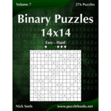 Binary Puzzles 14x14 - Easy to Hard - Volume 7 - 276 Puzzles
