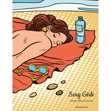 Sexy Girls Coloring Book for Grown-Ups 1