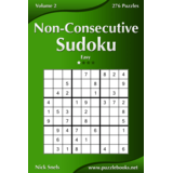 Non-Consecutive Sudoku - Easy - Volume 2 - 276 Logic Puzzles