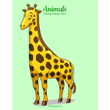Animals Coloring Book for Kids 1