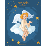 Angels Coloring Book 1