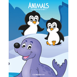 Animals Coloring Book for Kids 3