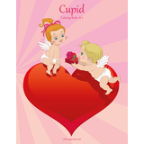 Cupid Coloring Book 1 & 2