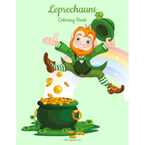 Leprechauns Coloring Book 1