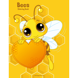 Bees Coloring Book 1
