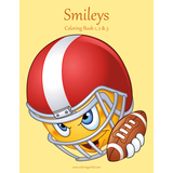 Smileys Coloring Book 1, 2 & 3