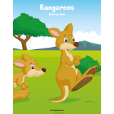 Kangaroos Coloring Book 1