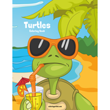 Turtles Coloring Book 1