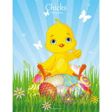 Chicks Coloring Book 1