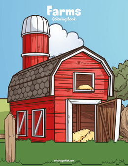 Farms Coloring Book 1