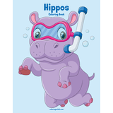 Hippos Coloring Book 1