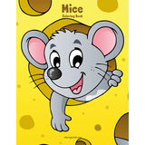 Mice Coloring Book 1