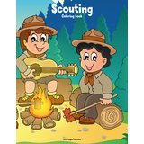 Scouting Coloring Book 1