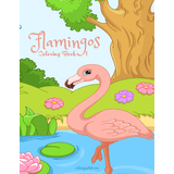 Flamingos Coloring Book 1