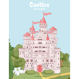 Castles Coloring Book 1