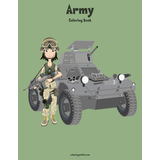 Army Coloring Book 1