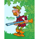 Hunting Coloring Book 1