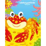 Lobsters and Crabs Coloring Book 1