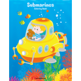 Submarines Coloring Book 1