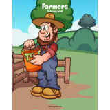 Farmers Coloring Book 1