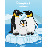 Penguins Coloring Book 2