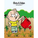 Olivia & Aiden Coloring Book 3